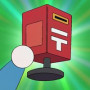 火箭郵筒(郵遞火箭,ゆうびんロケット)