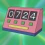 任意變月曆(反覆無常日曆,気まぐれカレンダー)