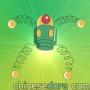 機器人(機械人骨架,ロボッター)