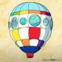 露營氣球(キャンピングバルーン)