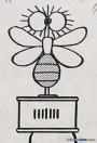 改良型「預警蟲」(改良型 虫のしらせアラーム)