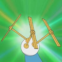 竹蜻蜓(タケコプター)