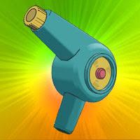 進化退化放射線槍