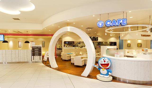 哆啦A夢空中樂園