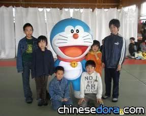 [日本] 哆啦A夢至日本東北避難所訪問災民