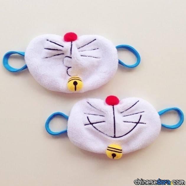 [日本] 半張臉化身哆啦A夢! 2款哆啦A夢口罩發售