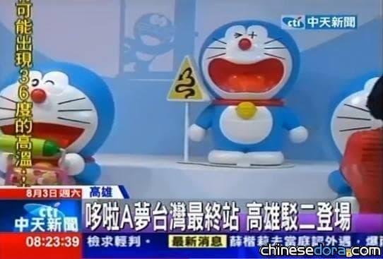 [台灣] 哆啦A夢誕生前100年特展高雄場 8/3起駁二登場