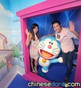 [香港] 哆啦A夢蠟像 在香港杜莎夫人蠟像館等你光臨