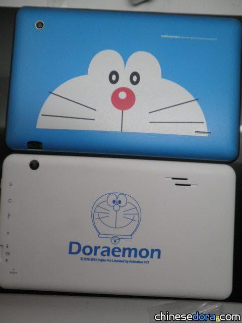 [台灣] 獨家! 兩台哆啦A夢平板電腦大比拚 你想要哪一台?