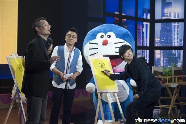 [大陸] 哆啦A夢HIGH翻《一票難求》  山崎貴:希望哆啦A夢最終離開