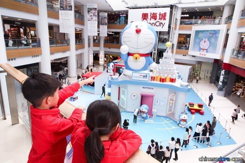 [國際] 哆啦A夢在全球各地祝大家耶誕快樂!從香港到西班牙,瞧他他們到底跑了哪些地方