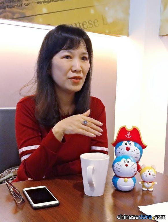 【陳美貞老師專訪2】哆啦A夢,帶給她改變生命的影響