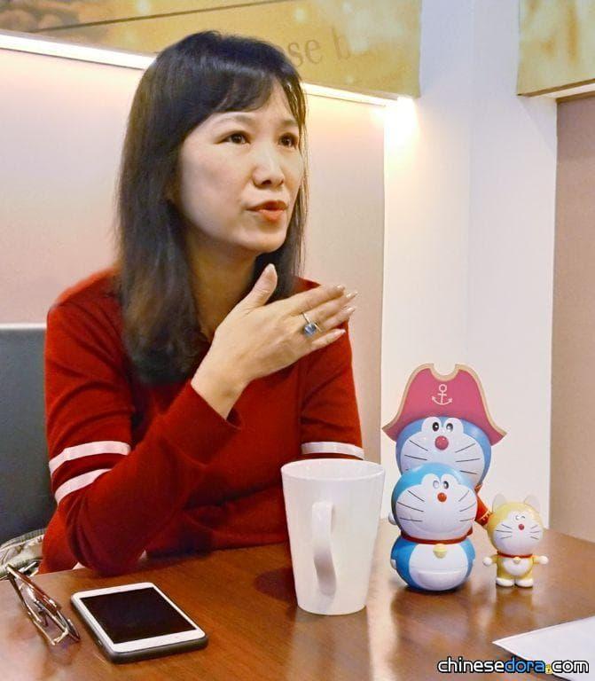【陳美貞老師專訪3】從哆啦A夢退休?「等過兩年再談吧」