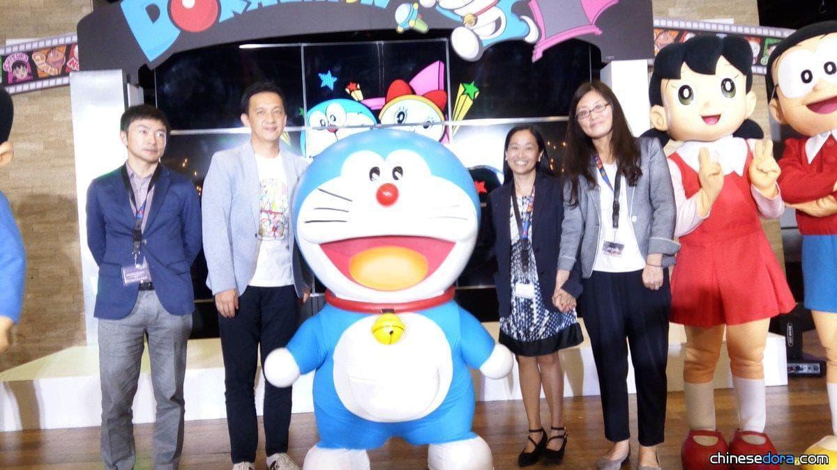 [國際] 《哆啦A夢》動畫在菲律賓琵琶別抱了! 5月起跳槽到ABS-CBN電視網