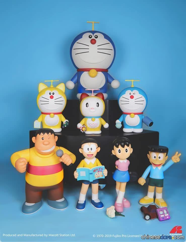 [商品] 「哆啦A夢朋友系列」模型到齊! 醉心靜香、小夫、哆啦ㄇㄟ