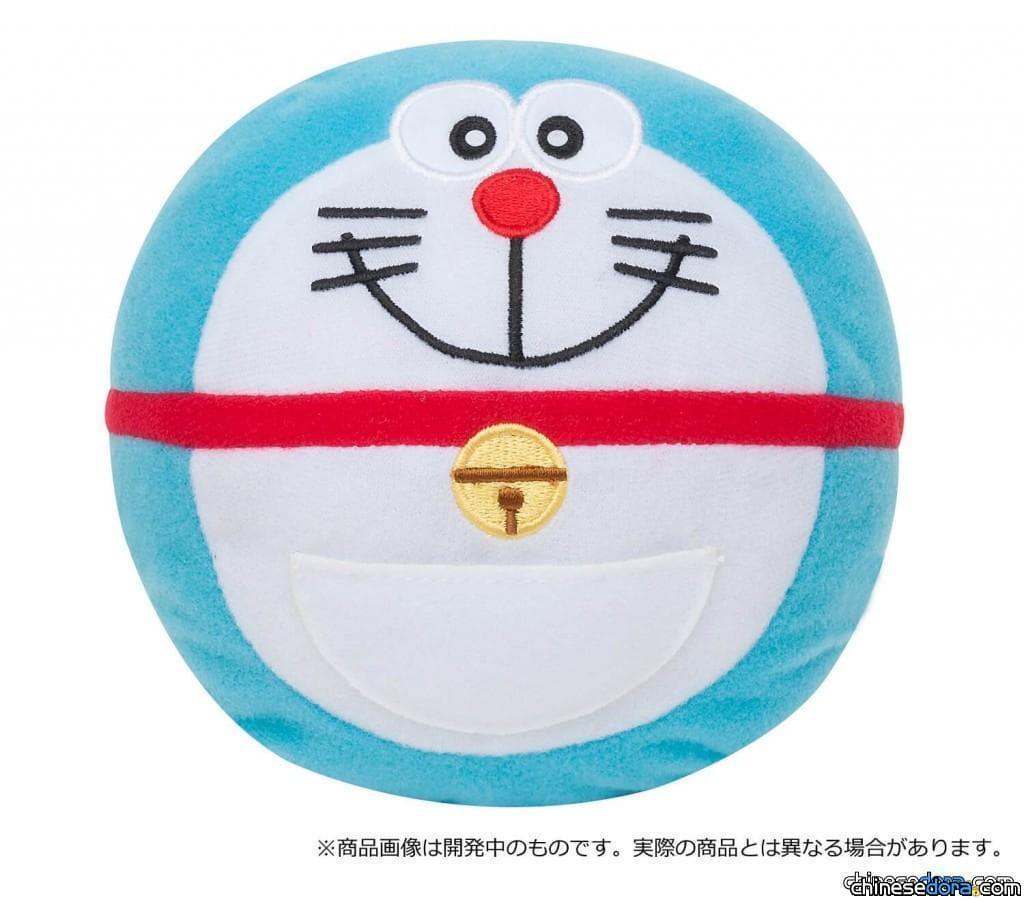 [日本] 會跳的哆啦A夢蛋型玩偶,一邊跳還會一邊唱歌!SEGA預計9月推出