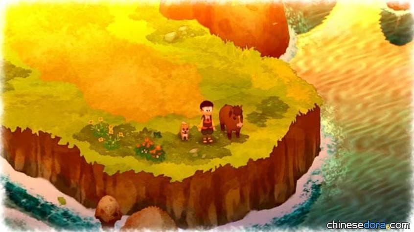 [日本] 《哆啦A夢 牧場物語》正式發售! 最新影片釋出 免費桌布限時下載