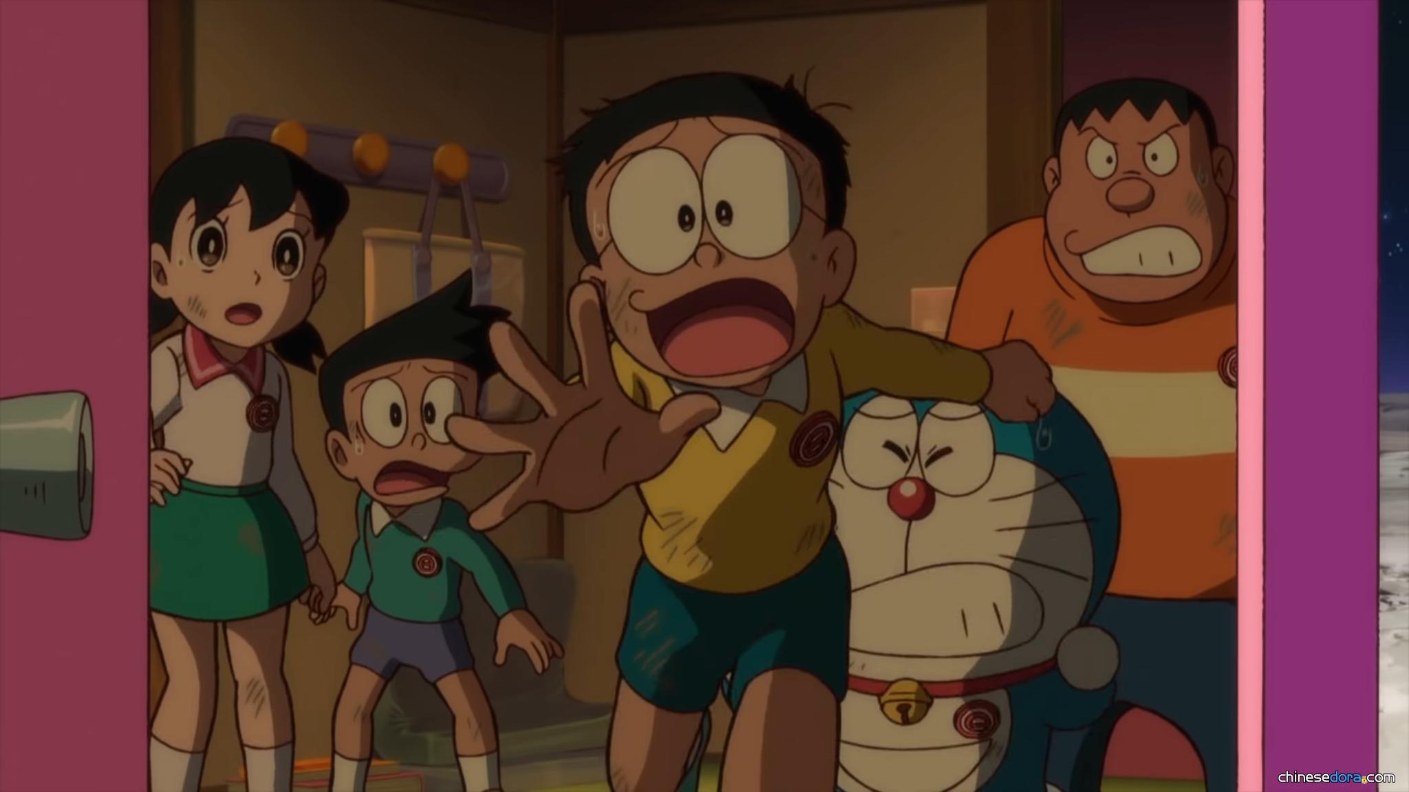 [影評] 《電影哆啦A夢:大雄之月球探測記》觀眾香港首映評價及記者觀後感