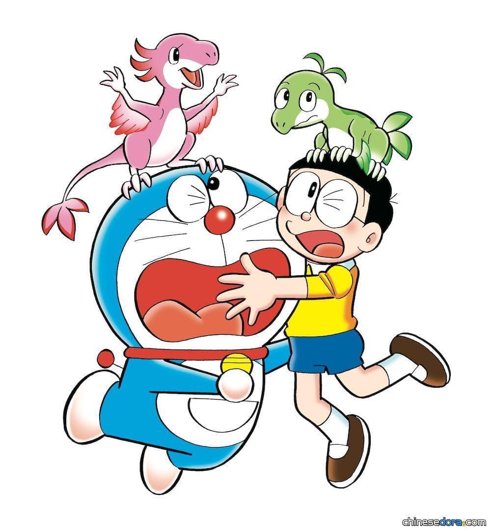 [日本] 《電影哆啦A夢:大雄的新恐龍》確定漫畫化! 9月開始連載 麥源伸太郎執筆