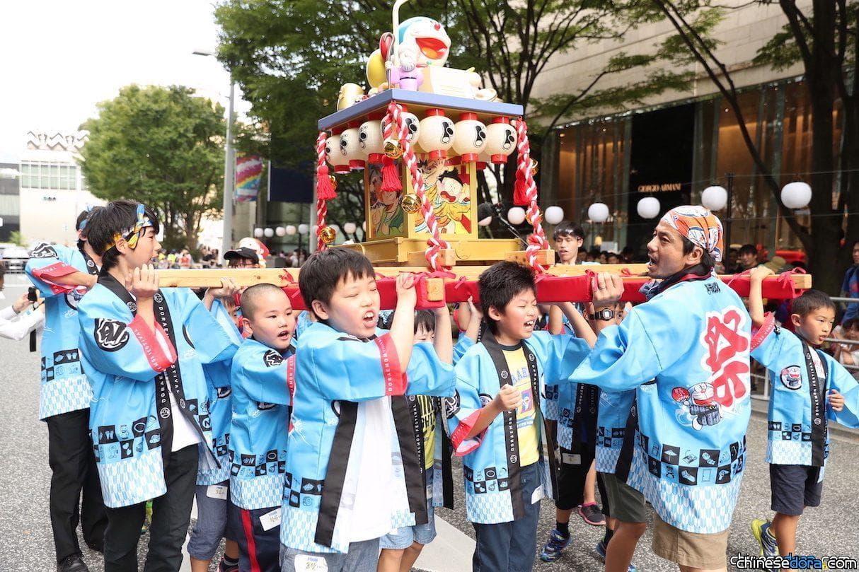 [日本] 哆啦A夢神輿遶境囉!大雄靜香祝哆啦A夢生日快樂 生日特別篇內容正式宣布
