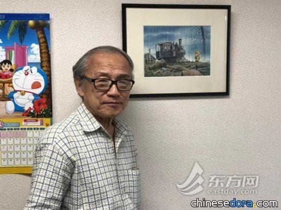 [日本] 《哆啦A夢》漫畫中愛吃拉麵的小池先生原型是他!鈴木伸一:盼中國大陸動漫進入日本市場