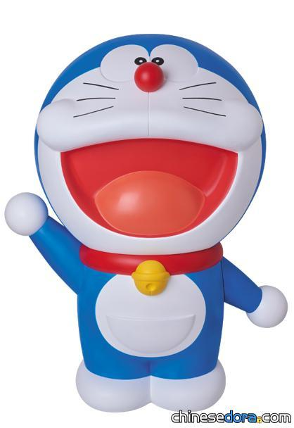 [日本] MEDICOM TOY經典再現!「VCD 1/2 哆啦A夢模型」即起再版上市
