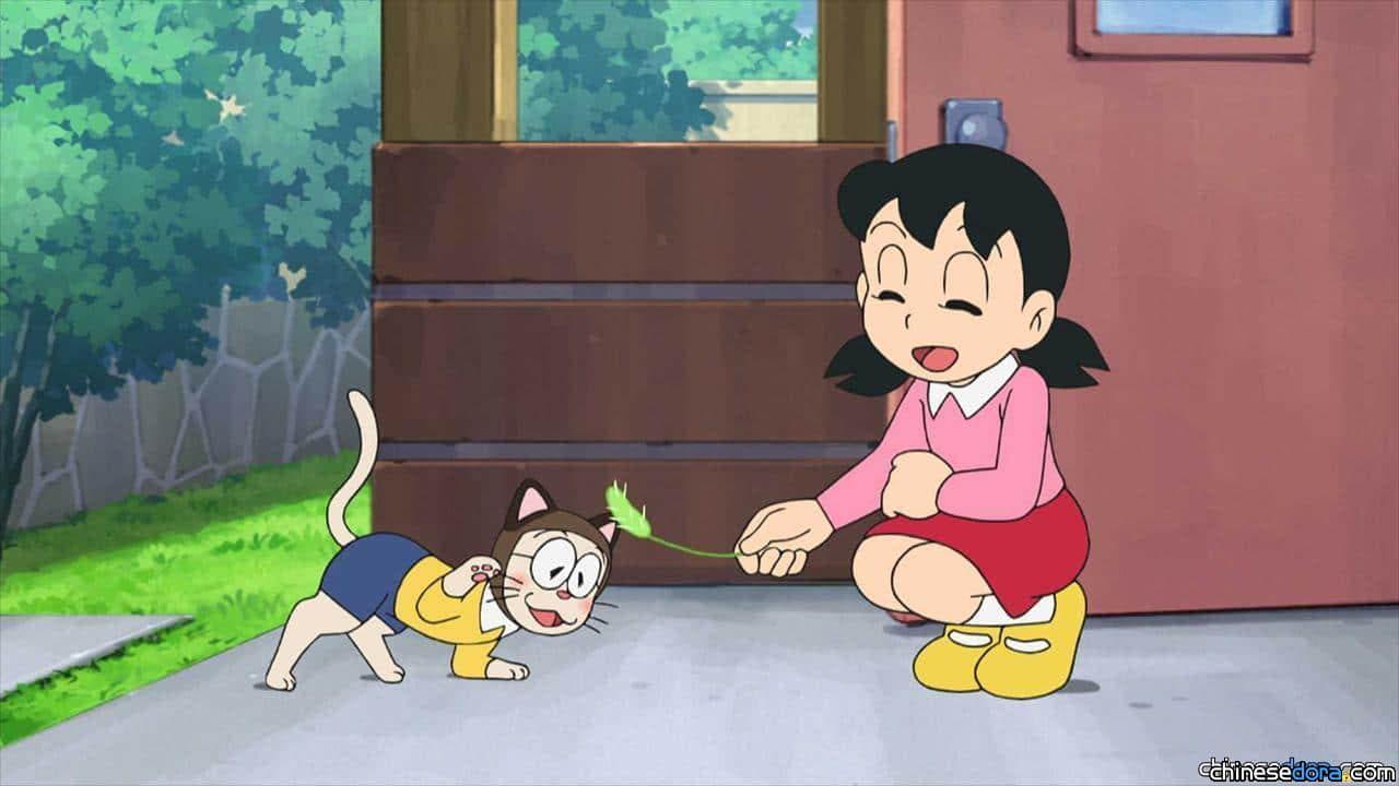 #1023 貓咪頭巾(ねこっかぶり)