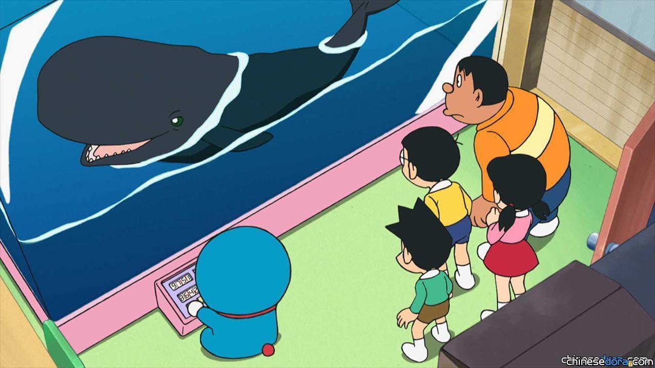 #1028 燕子大雄(ツバメののび太)