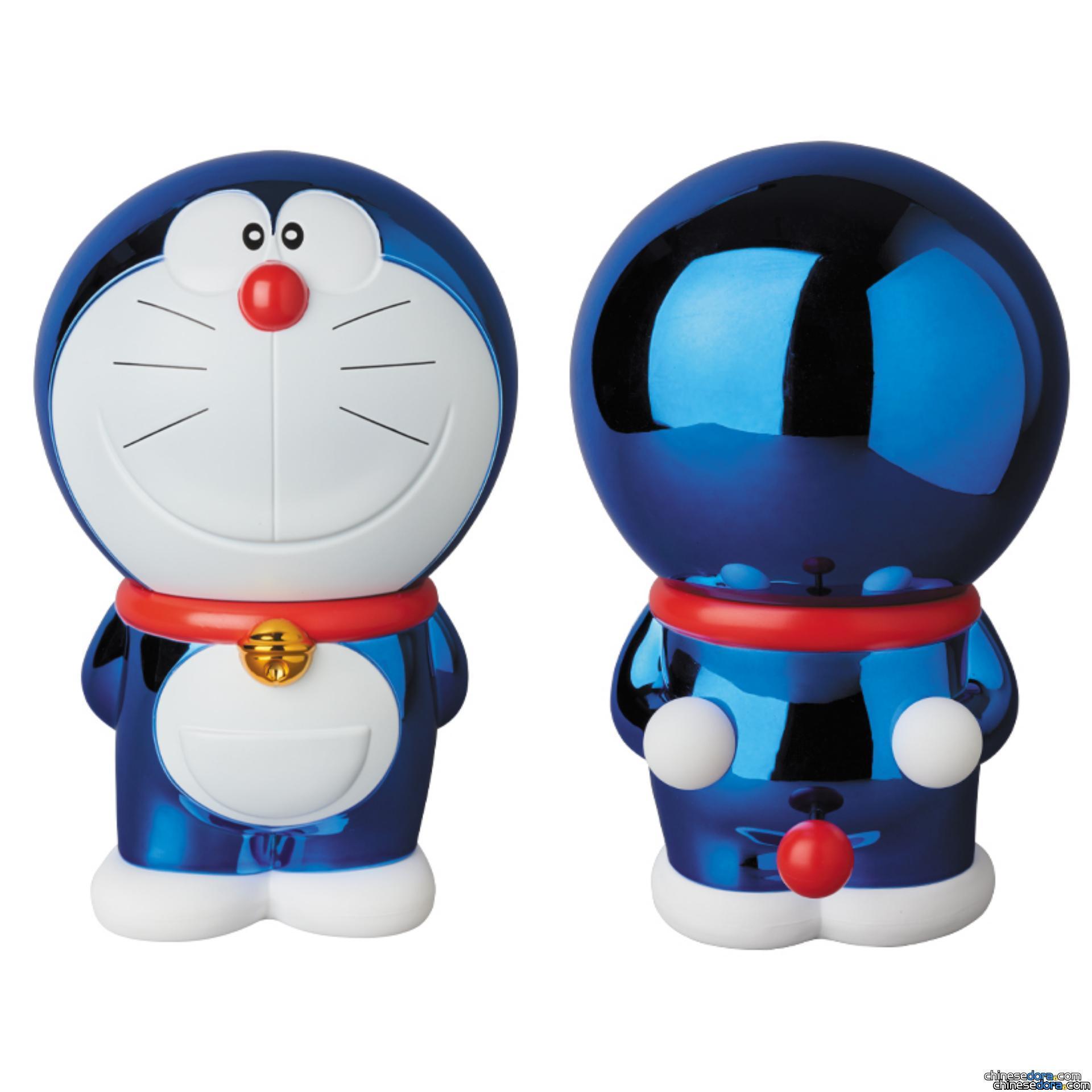 [日本] 藤子博物館限定!哆啦A夢閃亮版UDF以及VCD預計12月同步發售!