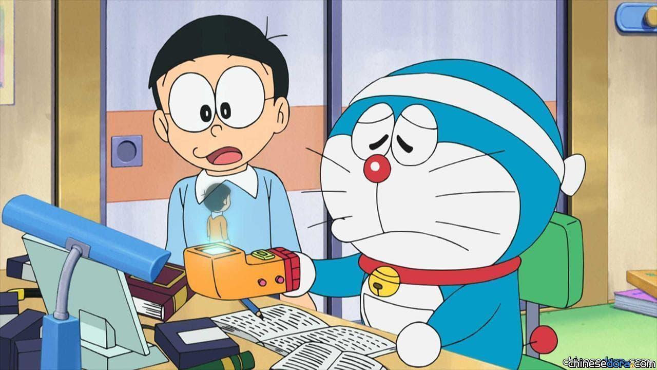 #1053 哆啦A夢是考生!?(ドラえもんが受験生!?)