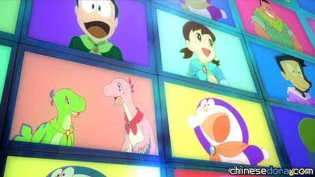 [日本] 星野源《哆啦A夢》片頭動畫改頭換面 將《大雄的新恐龍》融入其中