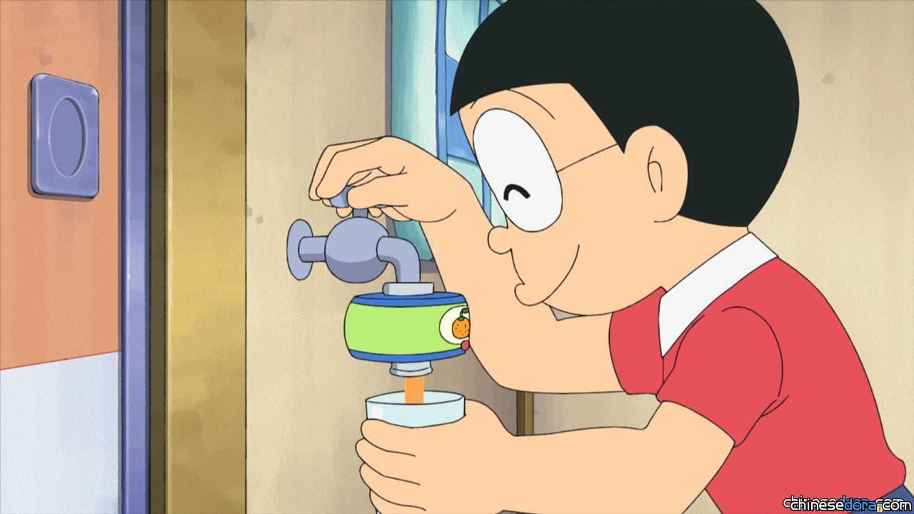 #1079 自來果汁轉接頭 (水道ジュース変換アダプター)