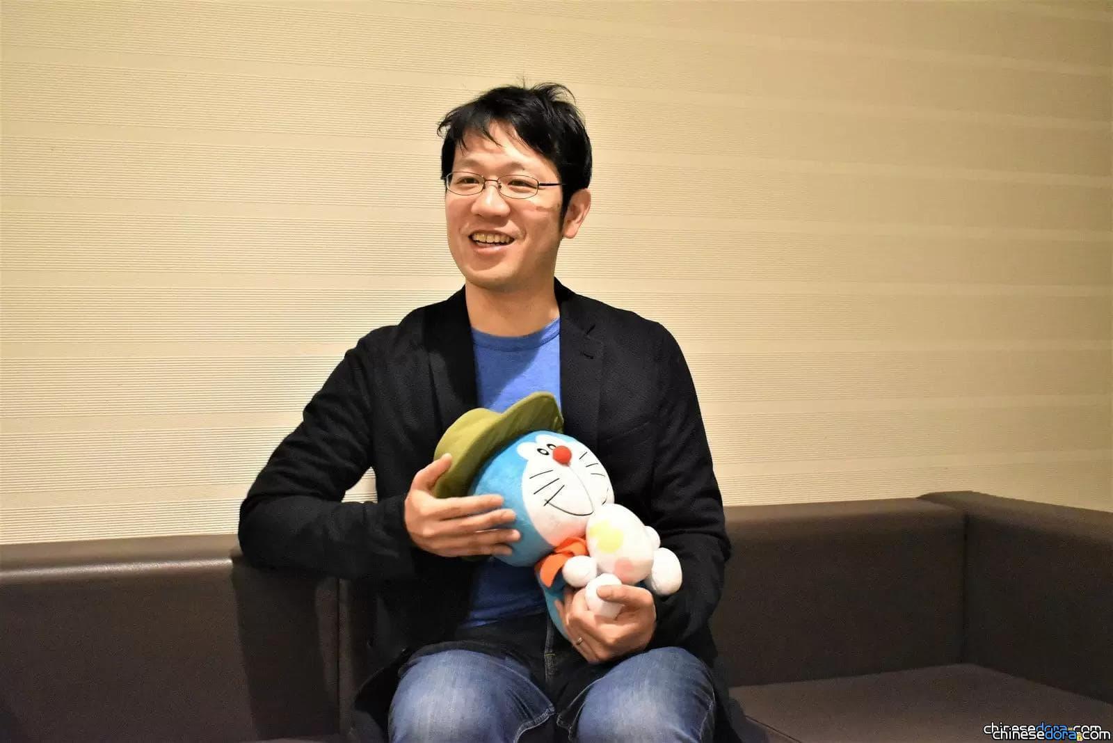 [電影] 《大雄的新恐龍》導演今井一曉專訪:不刻意將《哆啦A夢》電影作成「兒童取向」的故事