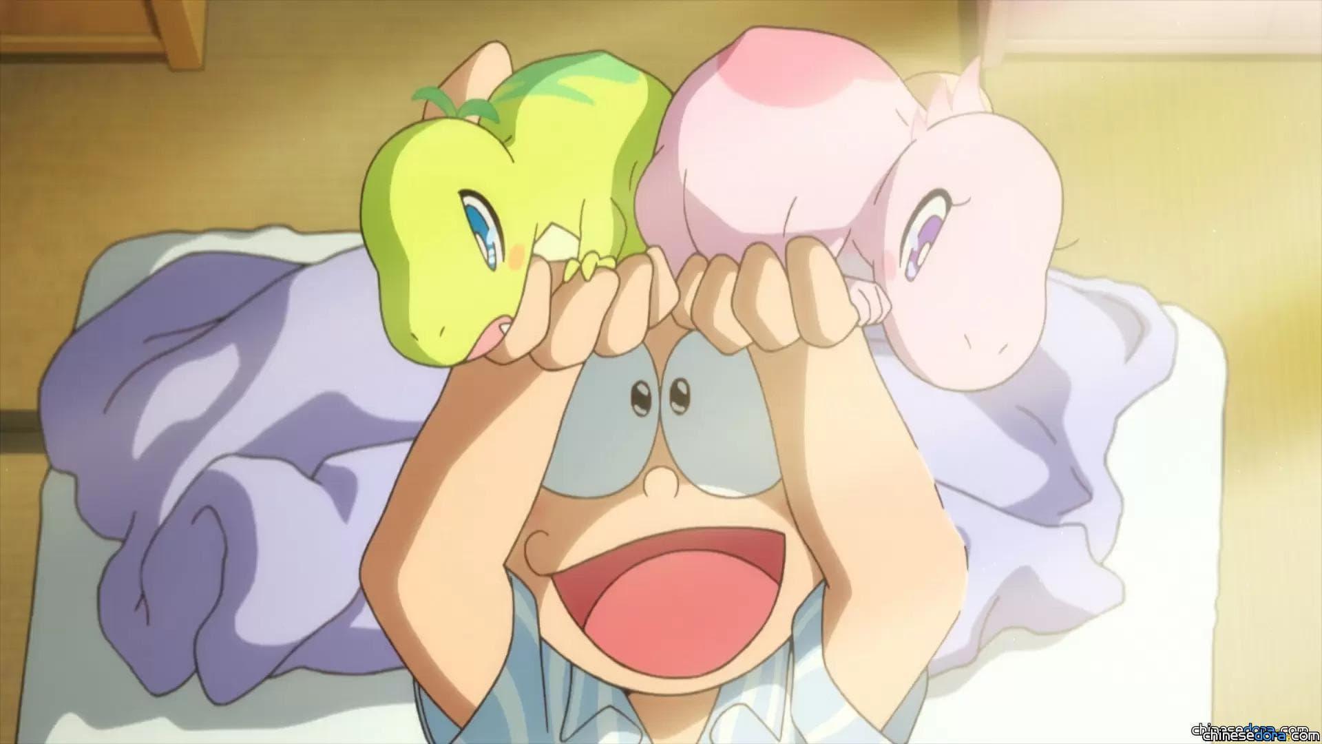 [日本] 《哆啦A夢》中登場最多的角色不是哆啦A夢?官方統計《哆啦A夢》角色登場次數排名排名出爐!