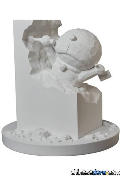 [日本] 搶先開賣!「哆啦A夢雕刻家 White Ver.」模型日本官網開放預購